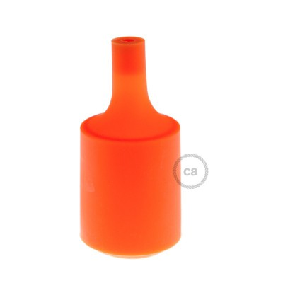 Silicone Lampholder Kit Orange